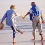 love long distance elderly commitment